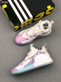 ADIDAS ZONE BOOST BASKETBALL SHOES EG5813