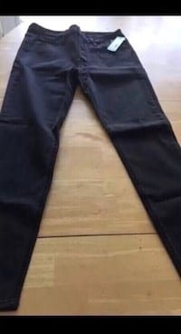 Women's black designer jeans.  New with Tags.  Size 8 or medium.  Donica Button front skinny jean.  Bought from Stitch Fix for $88. Placentia, 92870