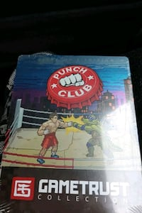 Punch club | collectors edition | mint condition Lynn