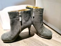 Nine West boots with snake skin detail Toronto, M3H 0C6