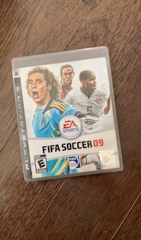 PS3 fifa soccer 09 Georgetown, L7G 0G7