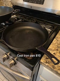 cast iron pan Fairfax, 22030