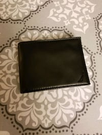 Brand New Mens Black Leather Nautica Wallet  Laurel, 20707