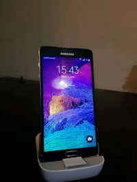 Samsung Note 4 + Smart Dock, All Working PERFECTLY Budapest, 1067