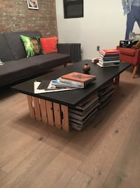 Crate Coffee Table *NOT SOLD - STILL AVAILABLE*