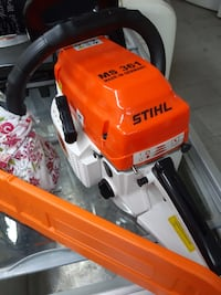 STIHL MS 361 MADE IN GERMANY sifir