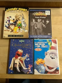 Children's & Child at Heart DVD Collection - REDUCED