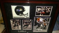 Ray Rice signed & authenticated  Toronto, M1L 2T3