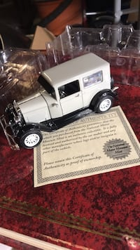 model  car 1926 Pontiac coach Rio Rancho, 87144