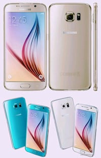 Samsung Galaxy S6 cellphone.  Woodbridge, L4L