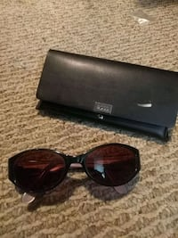 Juicy couture sunglasses with Hugo boss case Edmonton, T5N 2Z9