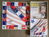 Limited Edition Trump Policy Gameboard -Brand New  Calgary, T2R 0S8