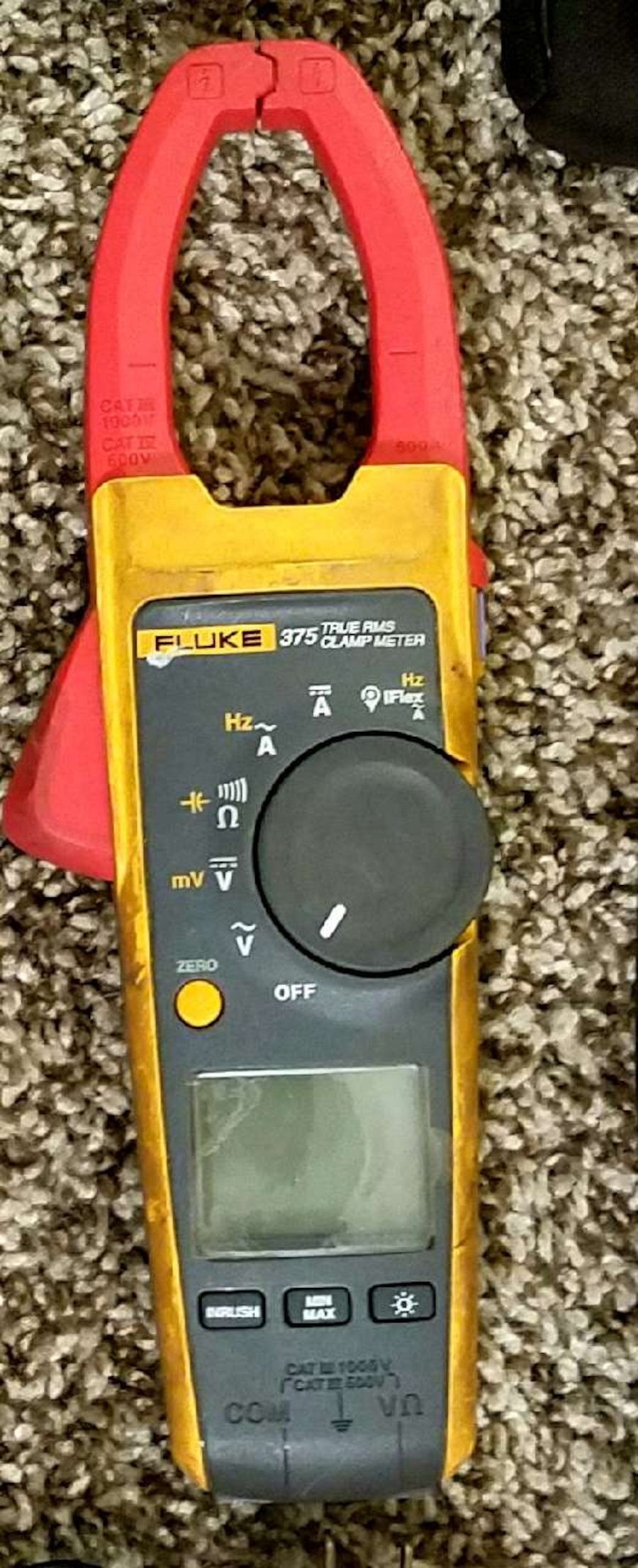 Wiggy Voltage Tester Leads : Letgo multimeters including mac fluke in cullman al