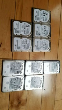 500GB Seagate or Toshiba Hard Drive