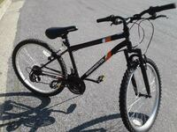 black and red hardtail mountain bike Richmond, 23229
