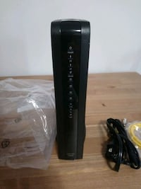 Used Teksavvy Technicolor Dpc3848v Cable Modem For Sale In