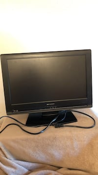 Emerson Standard Television with DVD player, power cord attached. Wylie, 75098
