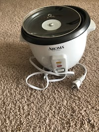 Aroma rice cooker 6 cups  Herndon, 20171