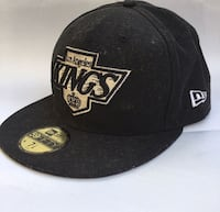 Nero cappuccio snapback di Los Angeles Kings Caserta, 81100