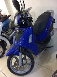 Kymco People 200 8411 km