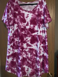 Tie dye dress 3xl  O'Fallon, 63366