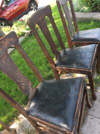 4 Antique chairs Barrie, L4N 8C7
