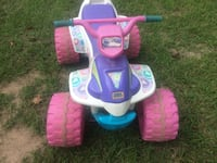 Toddler's purple and pink ride-on atv toy Fuquay Varina, 27526