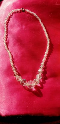1930s Quartz Crystal Necklace  Midwest City, 73110