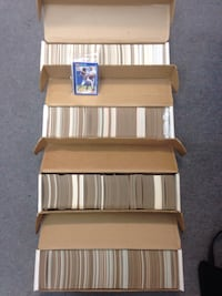 3,000 Mint Condition MLB cards from the 80's Innisfil, L9S 3T8