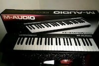 black and white electronic keyboard Suitland-Silver Hill, 20746