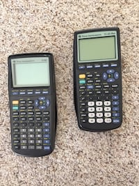black Texas Instruments TI-83 Plus Arvada, 80005