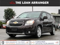 2013 chevrolet orlando with 103,925km and 100% approved financing Toronto