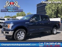 2019 Ford F-150 XLT 4WD SuperCrew 6.5' Box Huntington Beach