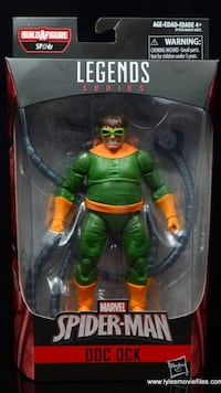 Marvel Legends Doc Ock Toronto, M1E 2X2