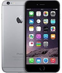Space grey iPhone 6