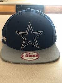 Dallas cowboys hat (blue) Tulsa, 74137