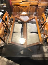 Dining table with 5 chairs included Victoria, V8Z
