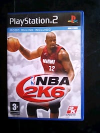 PS2 NBA 2K6 Barcelona, 08003
