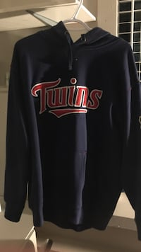 MLB MAJESTIC TWINS EMBROIDERED HOODIE  Vancouver, V5Z 1Y6