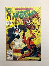 Amazing Spider-Man #362 in near perfect condition Toronto, M1K 1Y6