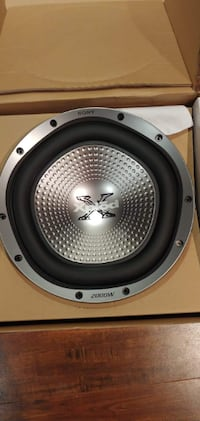 Sony Xplode 2000w subwoofer