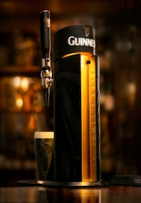 Guinness draught tower Richmond Hill, L4S 2S2