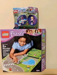 Lego friends Mat and lego friends pod new  Cambridge, N1T 1Y5