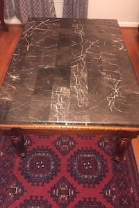 Living Room marble table set