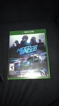 Need for Speed Xbox One game case Columbia, 29205