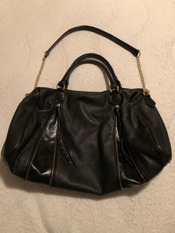Leather Steve Madden Purse