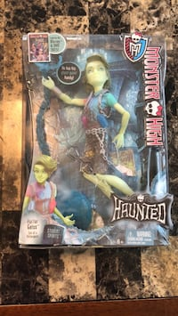 Monster High Brand New Discontinued Coral Springs, 33067