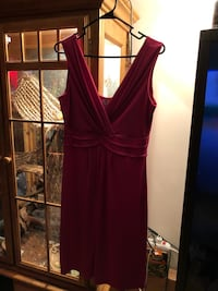 Worthington pink dress