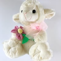 Plush Easter Lambie. NEW Palm Springs, 92264