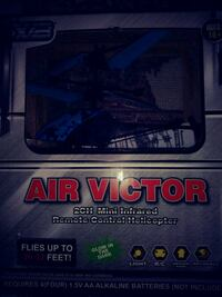Air Victor helicopter Gaithersburg, 20877